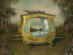 The Forgotten, surrealistic, pose, portrait, modern, 21 century