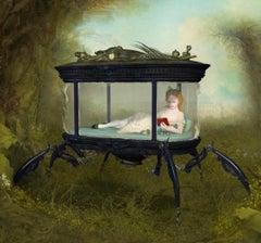The Story So Far, surrealistic, myth, elf, modern, 21 century