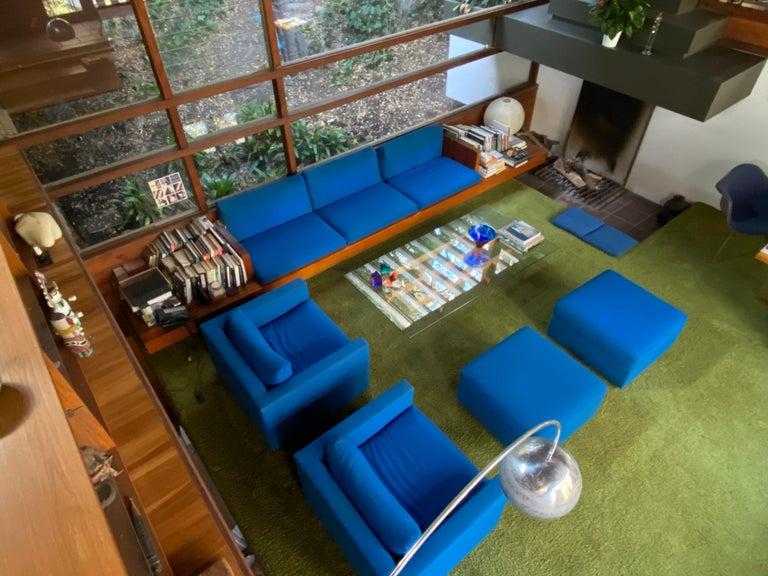 Ray Kappe RK4 Sofa in Red Oak by Original in Berlin, Germany, 2020 For Sale 1