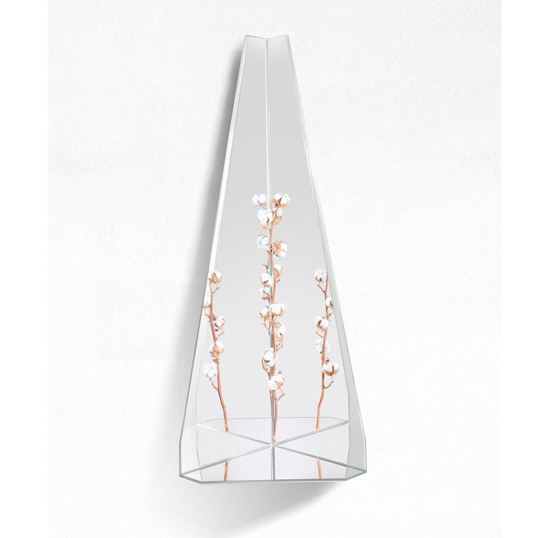 Modern Ray Mirror by Marco Brunori by Adele C For Sale