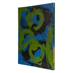 Ray Packard Abstract Painting