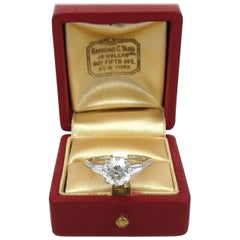 Raymond C. Yard Diamond Ring