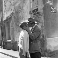 Kissing rue XAVIER PRIVAS - QUAI SAINT MICHEL