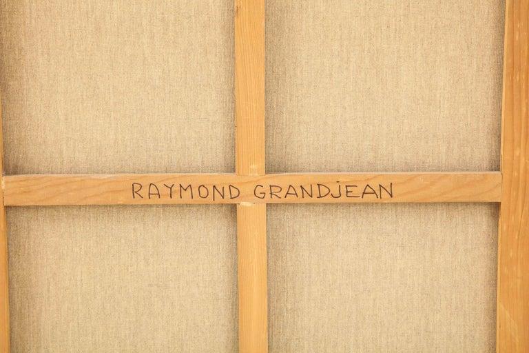 Raymond Grandjean, France,