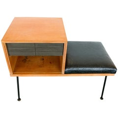 Raymond Loewy Bench Table, 1950