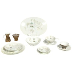 Raymond Loewy China Set