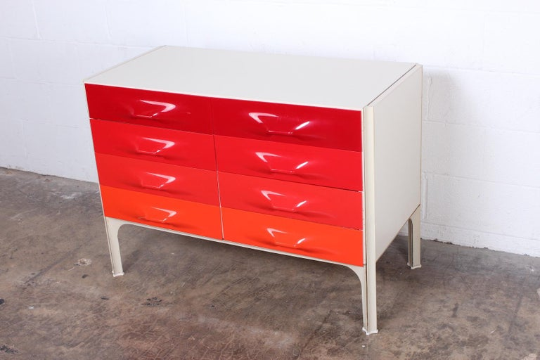 Raymond Loewy DF2000 Chest In Good Condition For Sale In Dallas, TX