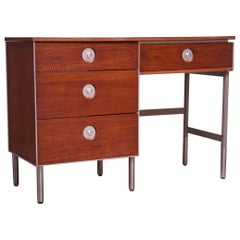 Raymond Loewy for Hill-Rom Single Pedestal Student's Desk