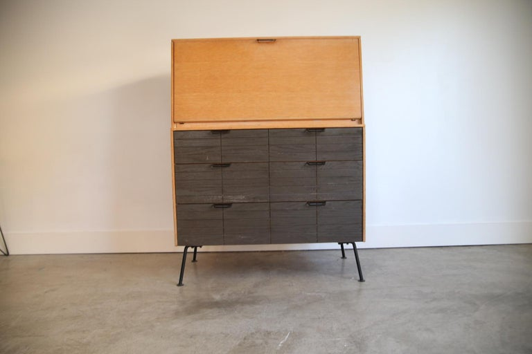 Raymond Loewy for Mengal Drop Down Secretarys For Sale 4