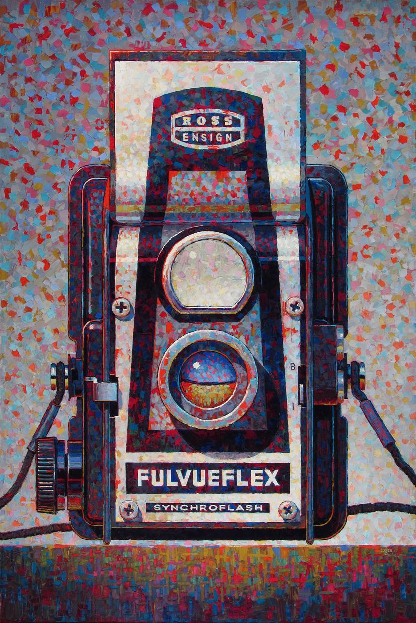 Fulvueflex Camera