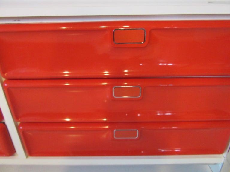 20th Century Raymond Lowey/Broyhill Styled Dresser