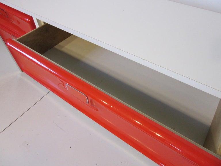 Plastic Raymond Lowey/Broyhill Styled Dresser