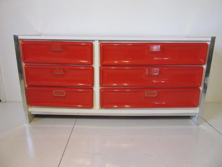 Raymond Lowey/Broyhill Styled Dresser  1