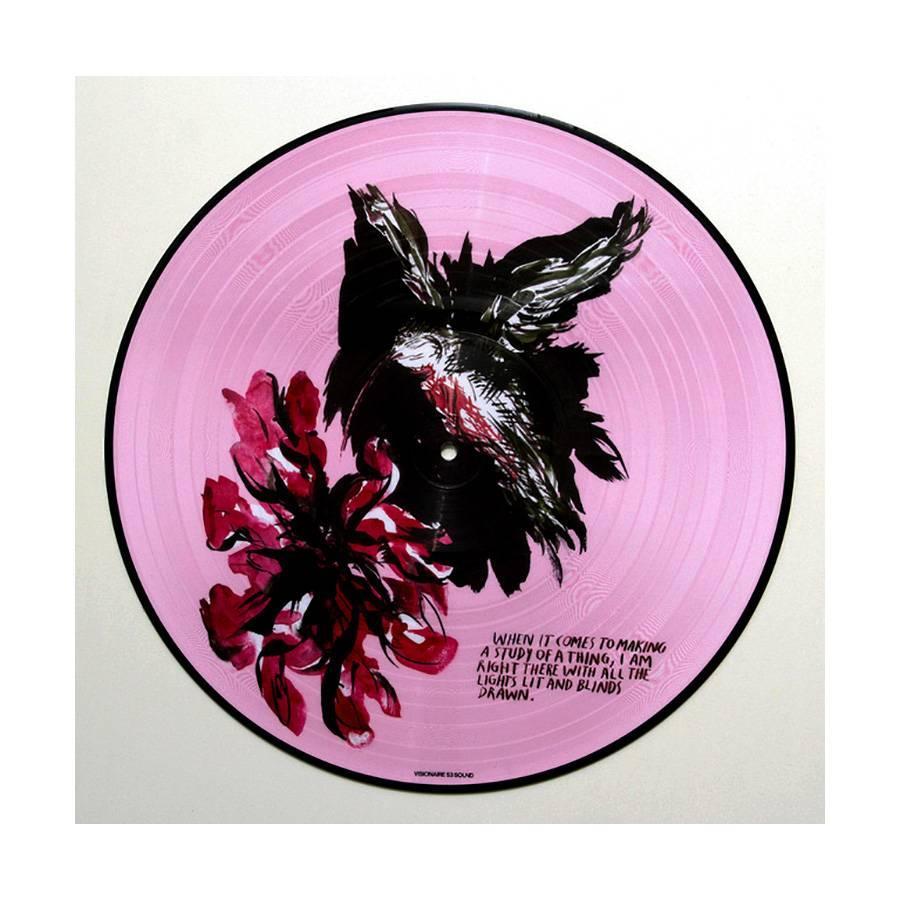 Raymond Pettibon Vinyl Record Art