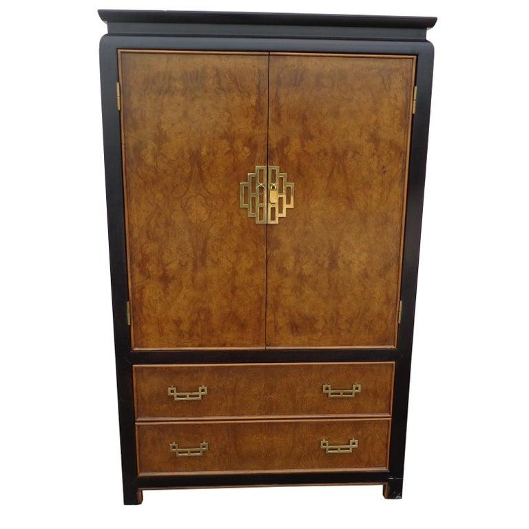 20th Century Raymond Sobota Chin Hua Nightstands for Century Furniture For Sale