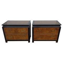 Raymond Sobota Chin Hua Nightstands for Century Furniture