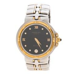 Raymond Weil Parsifal 9190 Damen-Uhr, Vergoldeter Edelstahl, 35MM