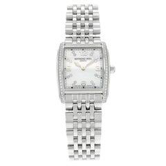 Raymond Weil Don Giovanni MOP Diamonds Steel Quartz Ladies Watch 5976-STS-05927