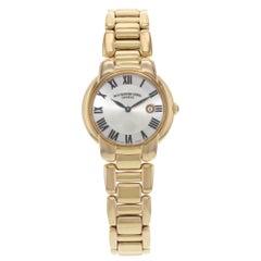 Raymond Weil Jasmine Silver Dial Steel Quartz Ladies Watch 5229-P5-01659