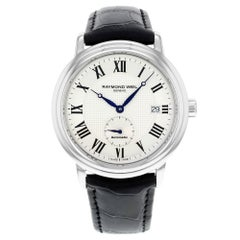 Raymond Weil Maestro Stainless Steel Automatic Men's Watch 2838-STC-00659