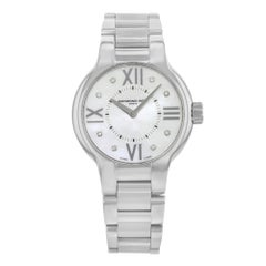 Raymond Weil Noemia 5932-ST-00995 Diamonds MOP Steel Quartz Ladies Watch