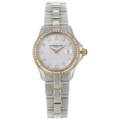 Raymond Weil Parsifal 9460-SGS-97081 Steel and Gold Quartz Ladies Watch