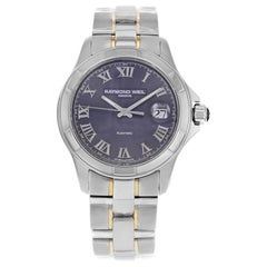 Raymond Weil Parsifal Stainless Steel Roman Dial Automatic Men's Watch 2970