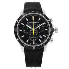 Raymond Weil Tango 300 Bob Marley Edition Steel Quartz Mens Watch 8560-SR1-BMY17
