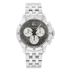 Raymond Weil Tango Gray Roman Dial Steel Quartz Men's Watch 4899-ST-00668