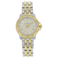 Raymond Weil Tango Silver Dial Steel Quartz Ladies Watch 5399-SPS-00657