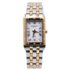 Raymond Weil Tango Stainless-Steel Two-Tone Watch Ref. 5971
