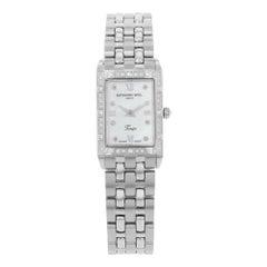 Raymond Weil Tango Steel Diamond MOP Dial Quartz Ladies Watch 5971-STS-00995