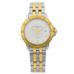 Raymond Weil Tango Steel and Yellow Gold Tone Quartz Men's Watch 5599-STP-00308