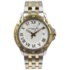 Raymond Weil Tango Two-Tone Stainless Steel Quartz Men's Watch 5599-STP-00308