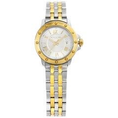 Raymond Weil Tango Two-Tone Steel Silver Dial Quartz Ladies Watch 5399-STP-00657