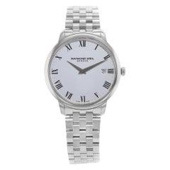 Raymond Weil Toccata White Dial Steel Quartz Men's Watch 5588-ST-00300