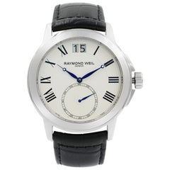 Raymond Weil Tradition Stainless Steel Quartz Men's Watch 9578-STC-00300