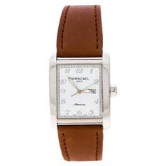 Raymond Weil White Stainless Steel Don Giovanni Unisex Wristwatch 30MM