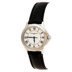 Raymond Weil White Stainless Steel Tradition 5376 Women's Wristwatch 26 mm