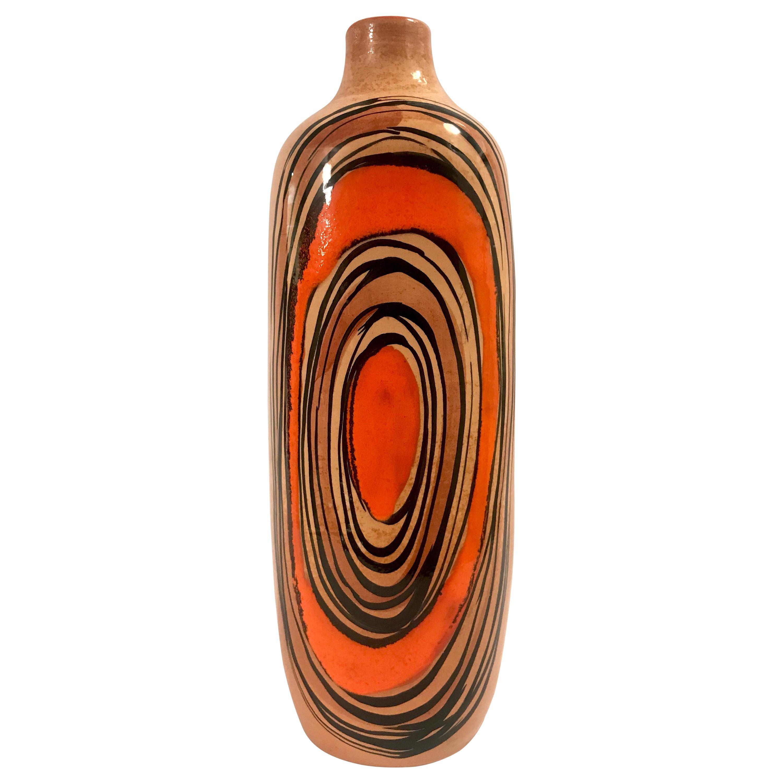 Raymor Italian Art Pottery Vase, Italy, 1960s