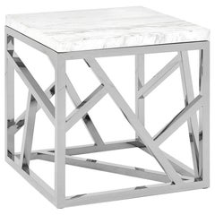 Raytona Chrome Side Table