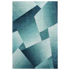 RD Perspective Green Carpet by Rodolfo Dordoni