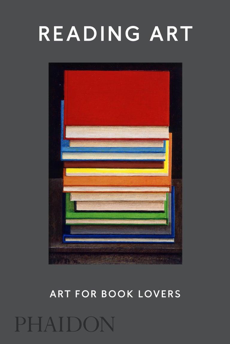 Reading Art, Art for Book Lovers For Sale 3
