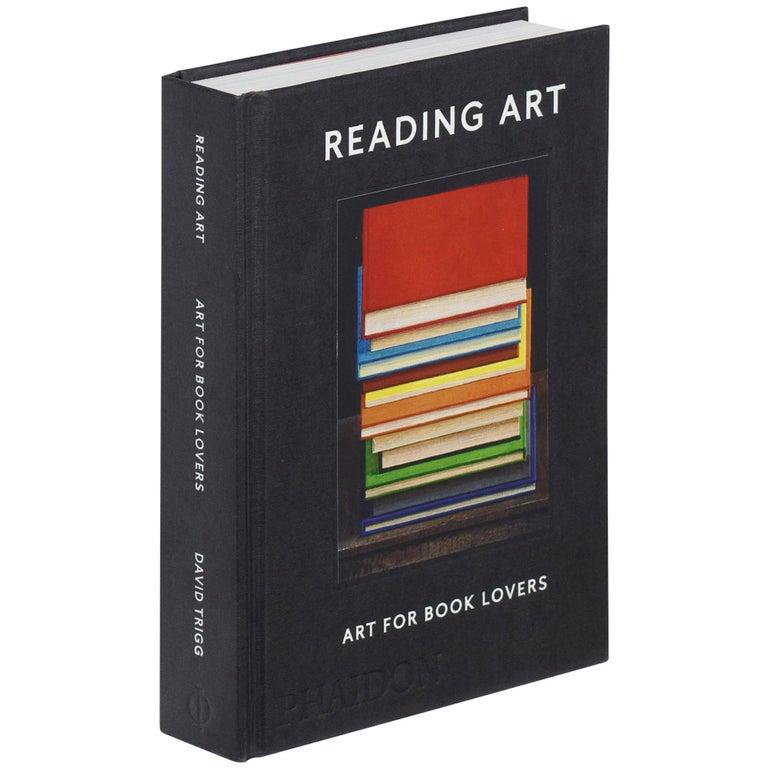 Reading Art, Art for Book Lovers For Sale
