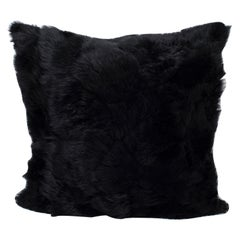 Real Fur Pillow, Authentic Toscana Sheep Fur