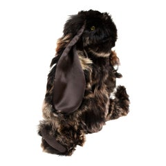 Real Toscana Sheep Truffle Fur Rabbit Toy