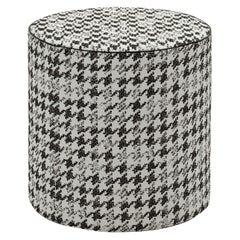 Realeza cylinder pouf