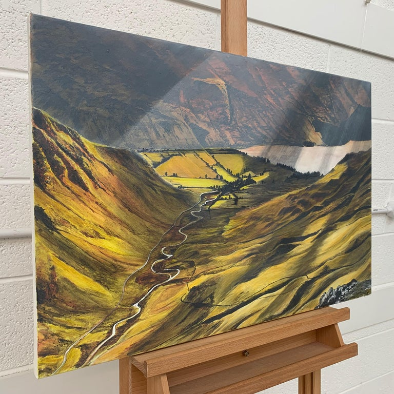Landscape Painting of the English Lake District by British Contemporary Artist For Sale 2