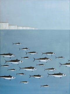 A Shoal of Mackerel