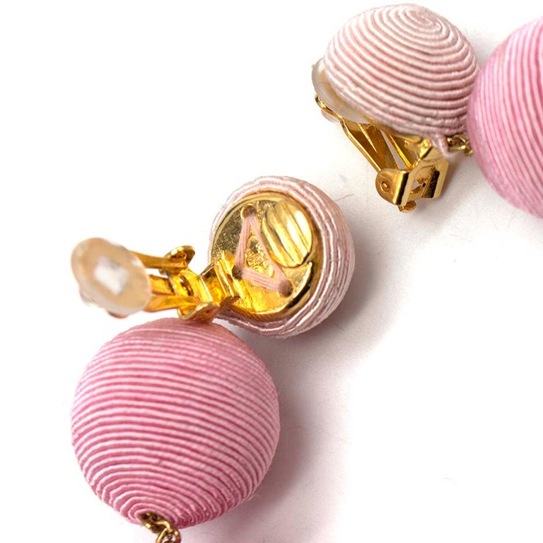 9ea6d892d1595 Rebecca de Ravenel sphere-drop clip-on earrings - Current